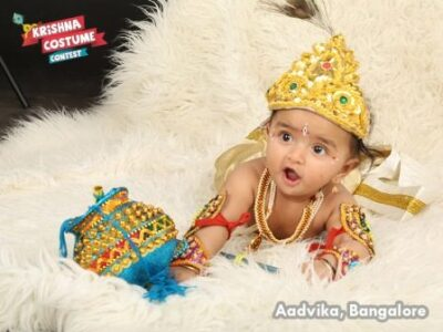 Krishna Costume Contest1 – 2019