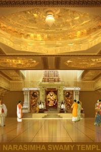 Sri Narasimha swamy -temple hall (2)