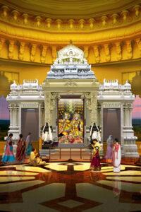 Sri Radha Krishna Temple hall-r2
